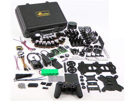 kits to make robot construction kits robotshop