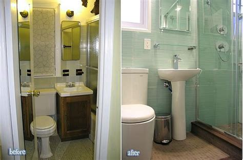 Small Bathroom Renovation Ideas Pictures amazing before and after bathroom renovations