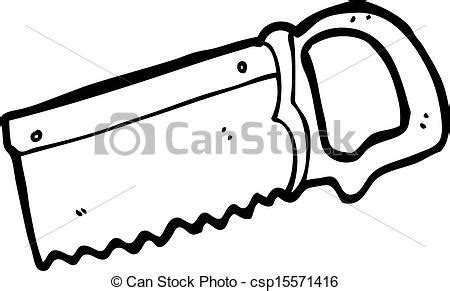 Chainsaw Artwork by Vector Clip Art Of Cartoon Wood Saw Csp15571416 Search