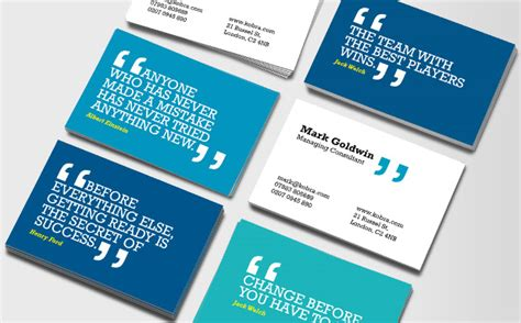 are business cards important yes