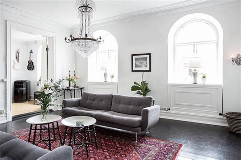 scandinavian home scandinavian home design combining white black and