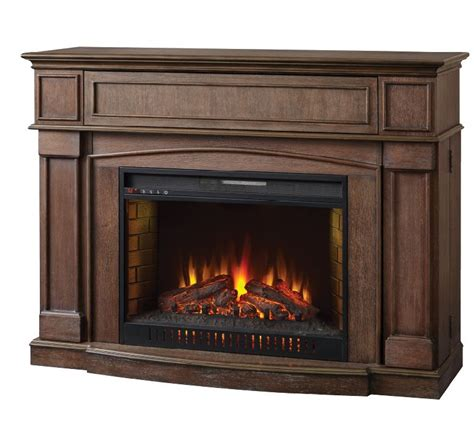 fireplace home depot marlene 56 inch infrared electric fireplace mantel the