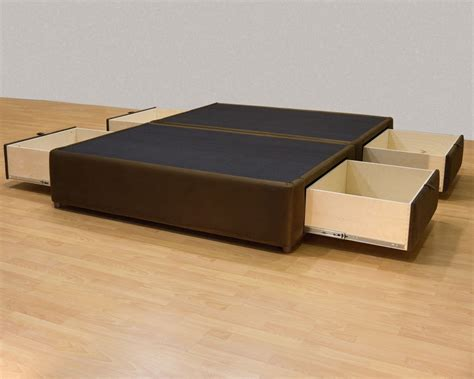 Box Frame Bed Frame Box Bed Frame With Drawers Bed Frames Ideas