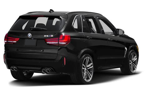 Bmw X5 Suv by 2016 Bmw X5 M Price Photos Reviews Features