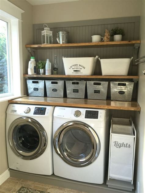 storage ideas for laundry room best 25 laundry rooms ideas on laundry room