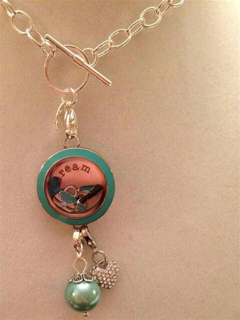 origami owl necklace ideas link locket worn as necklace origami owl ideas