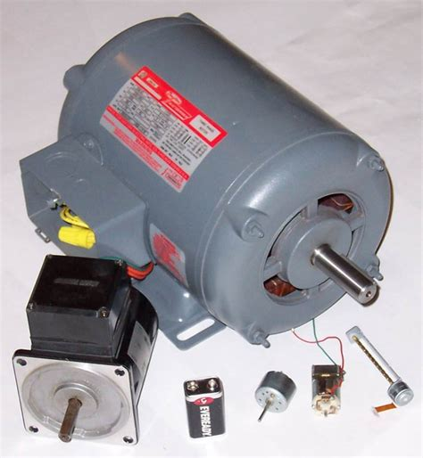Electric Motors by Electric Motor
