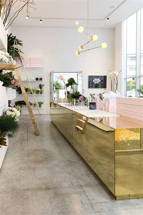 interior design with flowers best 25 shop interior design ideas on