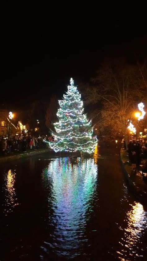 bourton on the water lights light switch on at bourton on the water