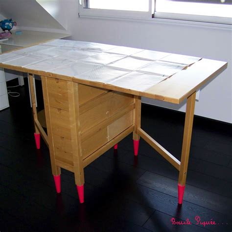 la table de coupe boucle piqu 233 e