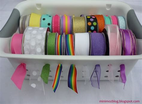 ribbon projects crafts 51 mind blowing dollar store organizing ideas to get your