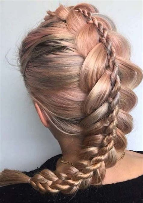 braids with hairstyles 1000 ideas about braided hairstyles on braids
