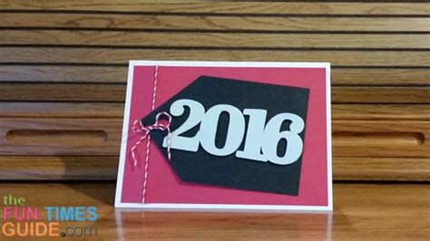 make your own graduation cards tutorial for handmade graduation cards that prominently