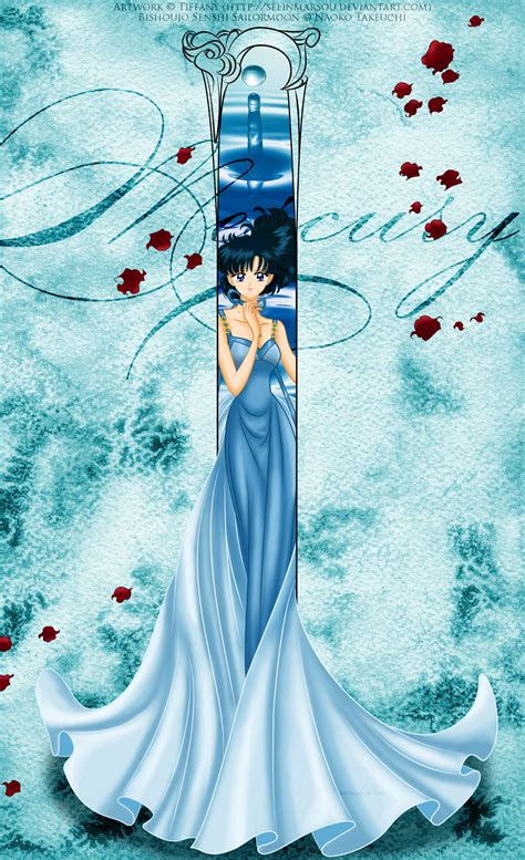 the princess the princess of mercury by selinmarsou on deviantart