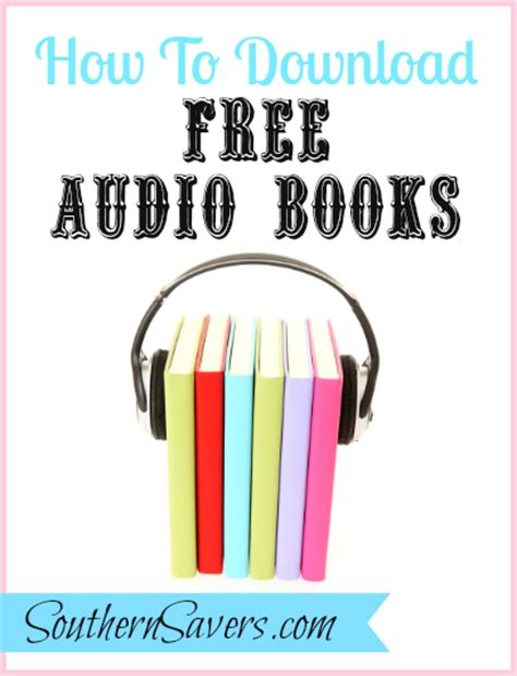 audio picture books free getting free audio books to southern savers