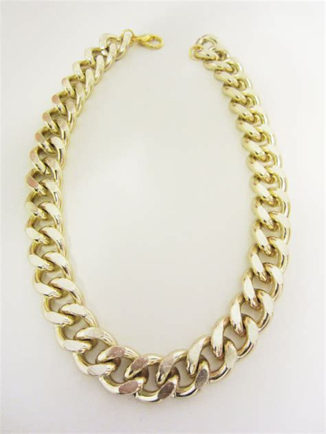 gold chain for jewelry oversize chunky gold chain necklace