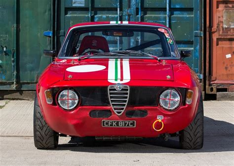1965 Alfa Romeo Giulia by Ref 96 1965 Alfa Romeo Giulia Gt Sprint