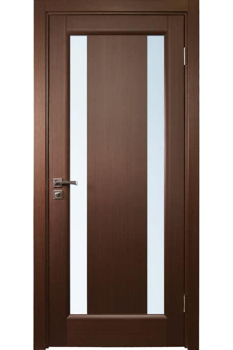 quot stella quot wenge interior door with frozen glass