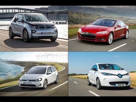 Top 10 Electric Vehicles by Top 10 Electric Vehicles With The Best Range In 2017