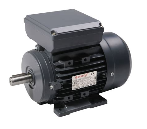Motor 220v 1500 Rpm by Quot Tec Single Phase 230v Electric Motor 0 25kw 4 Pole