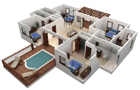 3d floor plan design software free top 5 free 3d design software