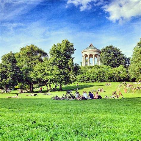 Englischer Garten München Qm by 393 Besten St 228 Dtereisen M 252 Nchen Bilder Auf