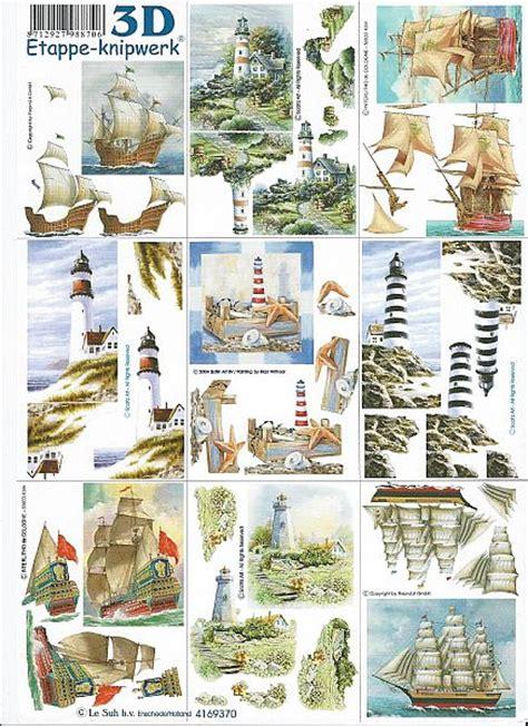 le suh decoupage le suh 3d decoupage 9 nautical designs virgo craftsvirgo