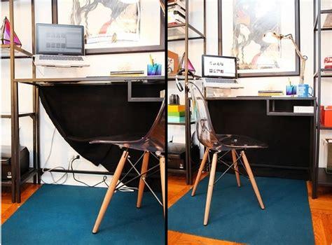 hide computer wires desk 25 geniusly creative ways to hide the eyesores in your home