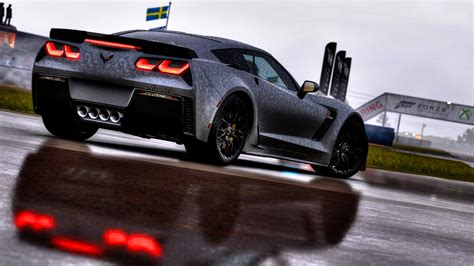 Cool Car Wallpapers 1366 78028 Weather by Chevrolet Corvette Hd Wallpaper And Background Image