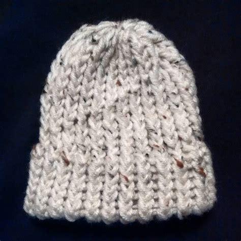 knit newborn hat preemie newborn loom knit hat