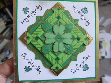 Preschool Crafts For St S Day Card Craft