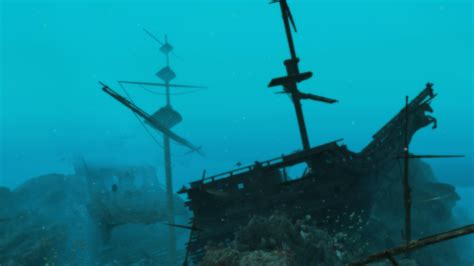 shipwreck location national hurricane center archives islands free press