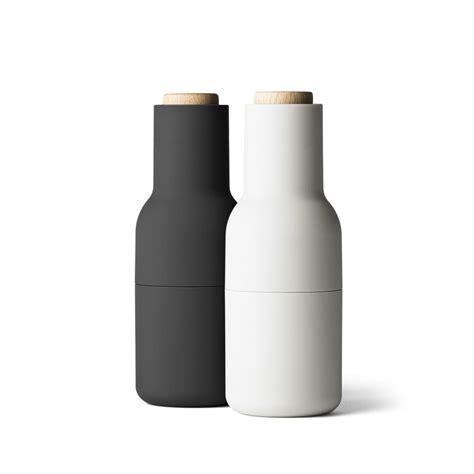 Salz Und Pfeffermühle Menu by Menu Bottle Salz Und Pfefferm 252 Hlen Set Ash Carbon