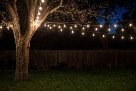 lights for backyard outdoor string lights house ideals