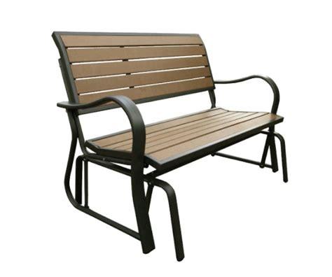 garden rocking bench garden rocking bench garden rocking chair bench redwood