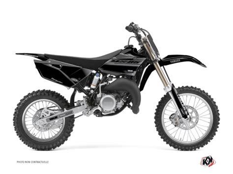 yamaha 85 yz kit d 233 co moto cross black matte yamaha 85 yz noir