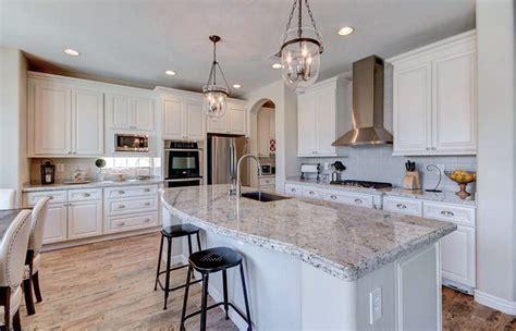 granite countertops for white kitchen cabinets white granite countertops colors styles designing idea