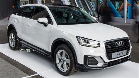 Audi New Car by 2017 Audi Q2 New Car Sales Price Car News Carsguide