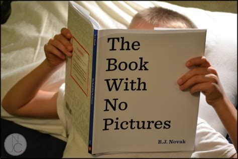 picture book with no words the book with no pictures not just