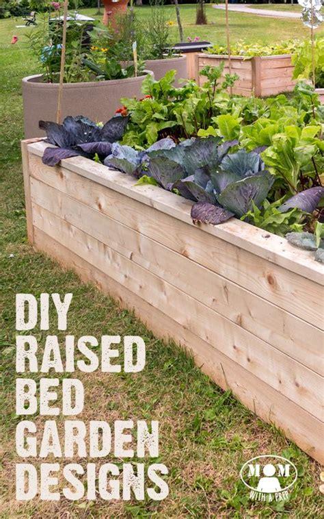 home design ideas decorating gardening outdoor decorating gardening 9 diy raised bed garden
