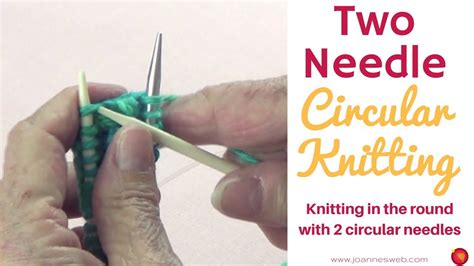 how to remove knitting from needles knitting with circular needles how to knit in the