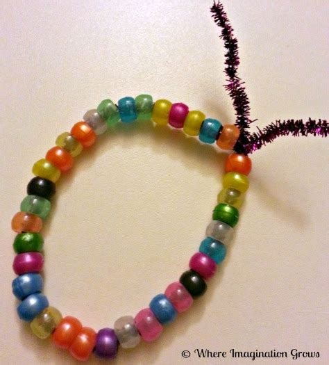 bead cleaning easy pony bead butterfly craft for where