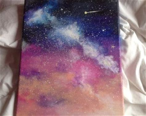 acrylic painting a galaxy acrylic galaxy painting acrylic galaxy painting artsy