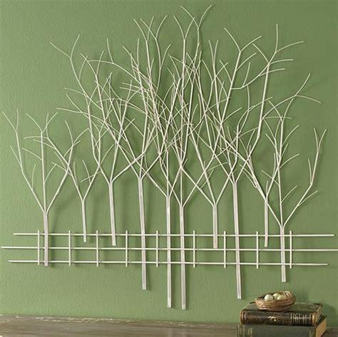 white stick tree stick tree silhouette crafts by amanda