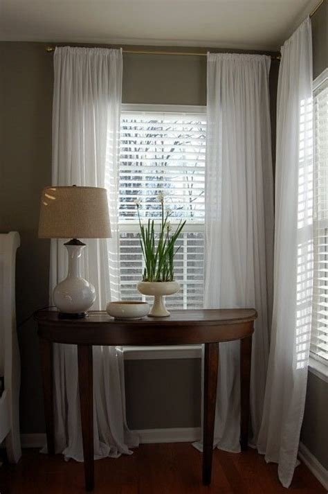 bedroom curtain ideas with blinds elrene medalia window treatment collection easy care linen
