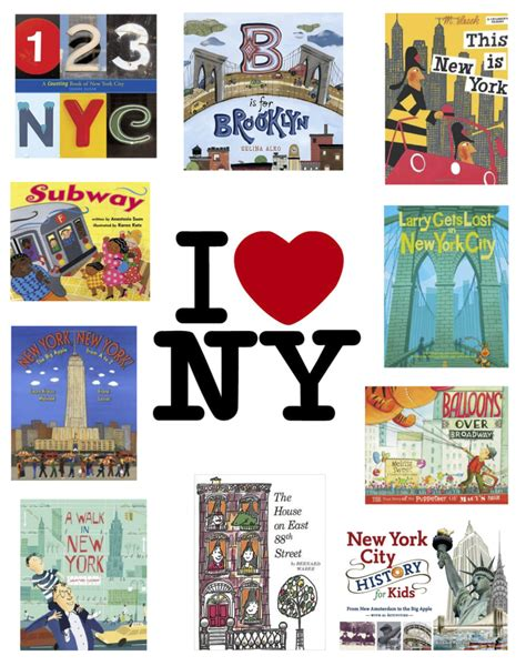new york picture book new york city books for