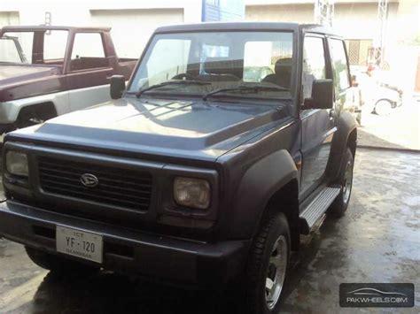Daihatsu Rocky For Sale by Used Daihatsu Rocky 1993 Car For Sale In Rawalpindi