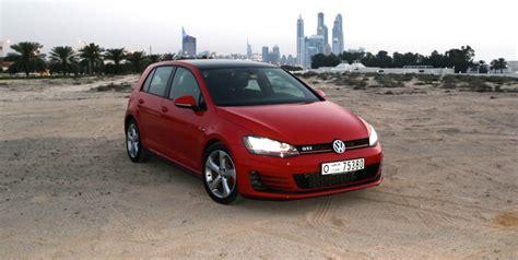 New Volkswagen Cer by The New Volkswagen Golf Gti