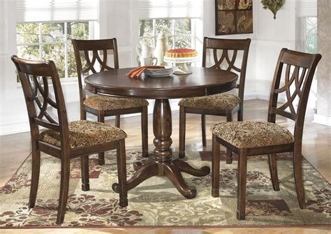 dining tables for 4 alabama furniture market leahlyn dining table w 4