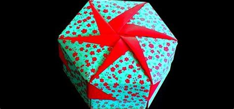 how to make a origami gift box how to make an origami gift box lid 171 origami wonderhowto